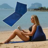 Inflatable wedge pillow and back rest Manufactures