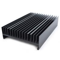 PVDF Coated Aluminum Heatsink Extrusion Profiles  Manufactures