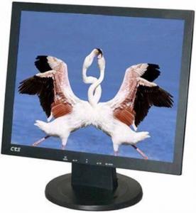 China 17 Inch LCD Monitor / TFT LCD Monitor on sale