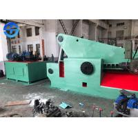 7.5 Kw Hydraulic Alligator Shear Metal Shearing Machine Low Failure Rate Manufactures