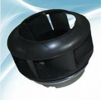 175mm DC Brushless Motor Backward Curved Centrifugal Fan With Plastic Impeller Manufactures