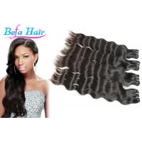"14"" 15"" Real Indian Virgin Hair Natural Wave Hair Extensions For Black Women Manufactures"
