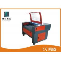 Fabric Textile CO2 Laser Engraving Cutting Machine 180w With Honeycomb Working Table Manufactures