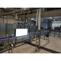 China CIP Cleaning 1500T/D SS304 Beverage Production Line on sale