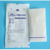 Buy cheap 105x70MM Medical Sterilization Pouches With Excellent Bacteria Barrier from wholesalers
