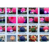 Pink Helium Balloon And Inflatable Decorations Carton Sea Dog For Events Manufactures