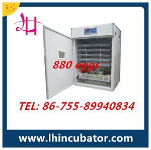 High Quality Cheap 880 Eggs Incubator (LH-7) Manufactures