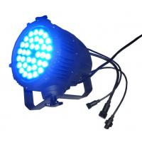 Quality High Power 36 x 10w Rgbw Waterproof Outdoor LED Par Can Light Event Stage Lighting for sale