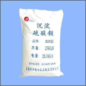 325 Mesh Precipitated Barium Sulfate Manufactures