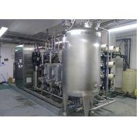 Ultra pure water reverse osmosis water purification system with EDI for WFI 15m3/h Manufactures