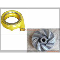 High Abrasive Slurry Pump Spare Part Horizontal Type Wear Resistant Material Manufactures