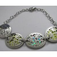 Shing Fashion Jewelry Stainless Steel Bracelets for Women Manufactures