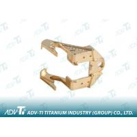 Precison copper Metal Investment Casting ISO9001 Certification Manufactures