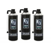 Automotive Tire Care Products 400ML Tire Sealer & Inflator Spray Liquid Coating Manufactures