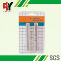 Transparent Self Adhesive Solderless Bread Board ABS 25 Points Manufactures