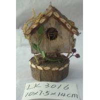 Handicraft small house,Natural material Easter day decoration and home decoration,High quality with competitive price Manufactures