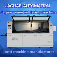 high quailty and high stability smt machine wave soldering machine factory price jaguar n350 Manufactures