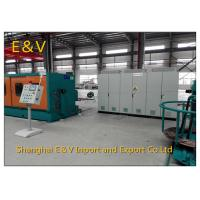 China AC frequency motor Multi - motor Copper Rolling Mill with PLC control 10* 22kw on sale