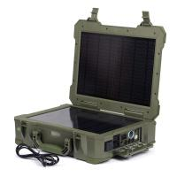 Multifunctional Mobile Home Backup Portable Solar Electricity Generator 220V Manufactures