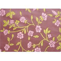 Sportswear Embroidered Fabrics Home Decor Fabric Manufactures