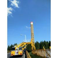 China High Efficiency 22m Bridge access equipment Inspection Truck With Hydrostatic Drive VOLVO 8x4 wholesale