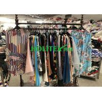 China Fashionable Second Hand Ladies Clothes , American Style High Quality Used Clothing on sale