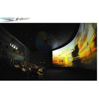 3D / 4D Cinema Equipment, Dynamic 5D / 6D / 7D Theater Machine, Motion Moive Manufactures