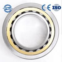 Brass Cage Bearings cylindrical roller bearing  OF NU / NJ203 bearing Manufactures