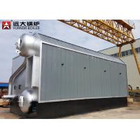 China 1000kg Wood Fired Steam Boiler Strong Fuel Adaptability For Chemical Industries on sale