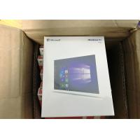 3.0 USB X Microsoft Windows 10 Professional 64 Bit , Windows 10 Retail Box OEM Manufactures