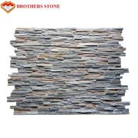 Brothers Stone Cultured Veneer Stacked Stone manufactured Panels for Walls Manufactures