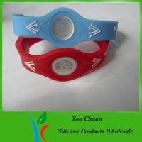 Power Balance Silicone Wristband - Red Manufactures