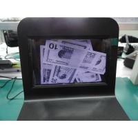 Quality Infrared money detector with 4.3 inch large LCD screen for sale