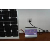 China Solar Power Grid-Tie Inverter with Small Grid Tie Photovoltaic System ModelSUN-1000G on sale