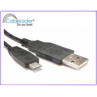 1200 Mbps data transfer rate USB 2.0 Cable USB 2.0 A Type Male to Mini 4pin male Manufactures