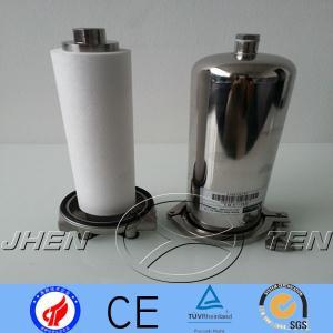 China Rainwater Everpure Multi Bag Filter Housing For Water Liquid Filter Housing on sale