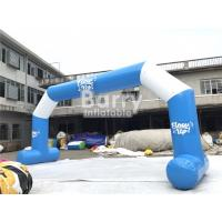 Custom Oxford PVC Outdoor Inflatable Advertising Products / Inflatable Entrance Arch Manufactures