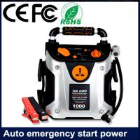 Peak 900Amp jump starter with Air compressor Manufactures