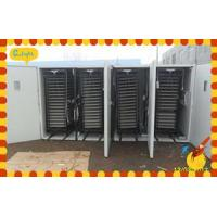 Poultry Egg Incubators CE Approved Automatic Turning Large Chicken Incubator Eggs (YZITE-30) Manufactures