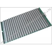 Corrugated Pinnacle Shale Shaker Screen For HP600 Shale Shaker / Mud Cleaner Manufactures