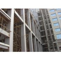 Customized Steel Structure Office Building Easy To Assemble Environmental Friendly Manufactures