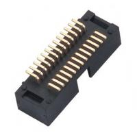 Dual Row SMT Box Header  Connector 26 Pin Board To Wire Connectors 20mΩ Max Manufactures