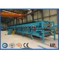 Polyurethane Sandwich Panel Manufacturing Line , Metal Sandwich Panel Equipment Manufactures