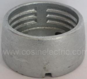 Porcelain Insulator Metal Fitting Base Manufactures