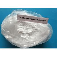 Raw Steroid White Powder Testosterone Acetate Test Acetate with Safely Pass Customs Manufactures