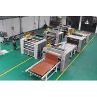 China HOT MELT (PUR) LAMINATING SYSTEMS PUR laminating machine automatic pur hot melt laminating on sale
