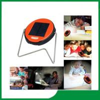 High quality portable solar table light,  rechargable LED solar lantern, mini solar led table light sale Manufactures