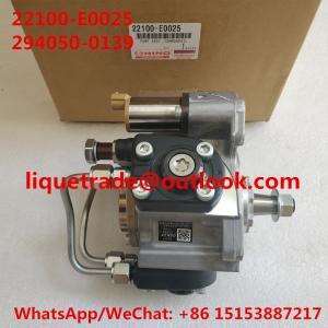 DENSO Fuel Pump 294050-0139 , 22100-E0025 , 22100E0025 ,  294050-0138 ,  294050-0137 ,  294050-0130 Manufactures