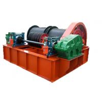 Moving Electric Lifting Hoist / Small Electric Hoist 240v For Under Sluice Radial Gate Manufactures