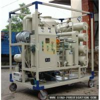 VFD insulation oil recycling machine(sinonsh315) Manufactures